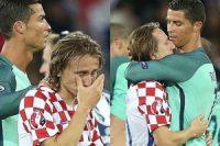 Ronaldo : «Notre but, remporter l'Euro sans remporter le moindre match dans le temps réglementaire»